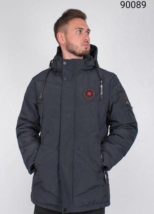 Мужская куртка на 48-56 размер