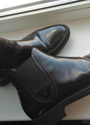Челси ботинки gant