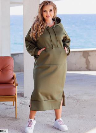 Платье на 48-52 размер