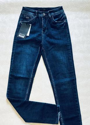 Джинси штани брюки скинни скінні облягаючі високі високие по фигуре по фігурі моми мом слоучи слоучі