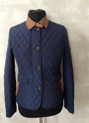Стильная стёганая куртка-пиджак mm marine.