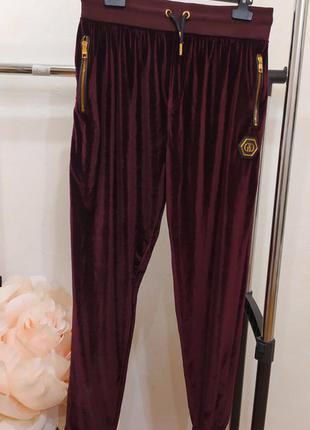 Бархатные штаны