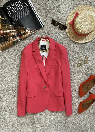 Распродажа!!! актуальный яркий пиджак №32