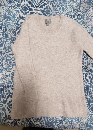 Кофта свитер кашемир кашемировая