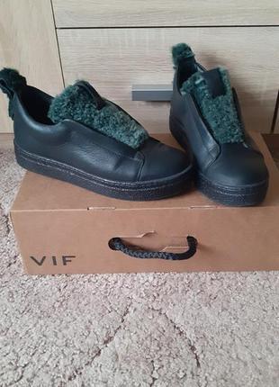 Кеды ботинки vif