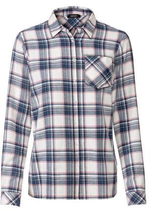 Фланелевая рубашка германия esmara