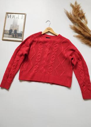 Укороченный свитер new look