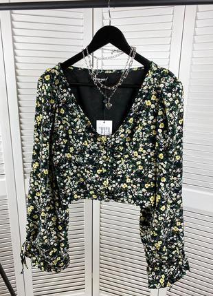 Цветная блуза fashion union