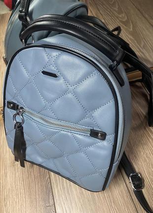 Рюкзак женский.стильный рюкзак.молодежный рюкзак.маленький рюкзак