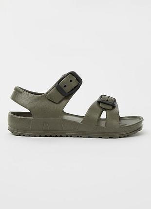 Резиновые босоножки сандали тапочки
