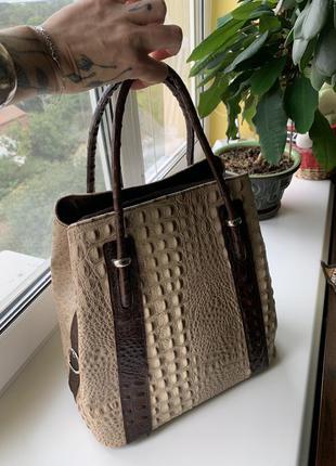 Кожаная сумка, сумка кожа