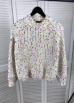 Плотный,плюшевый свитер m&s