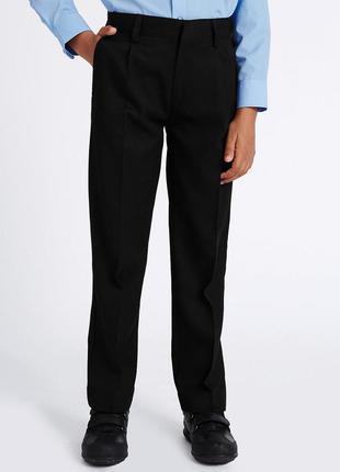 Школьные брюки размер 7-8 лет бренд m&s англия