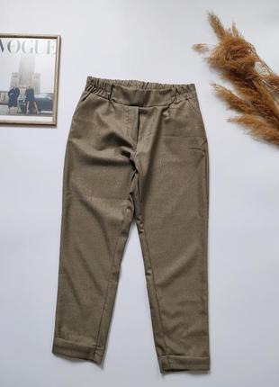 Укороченные женские штаны