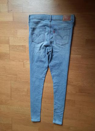 Джинсы levis 311 skinny штаны