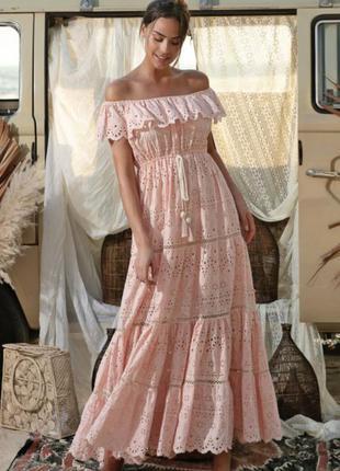 Miss june оригинал !!!!! роскошное французское люкс бренд хлопковое платье прошва