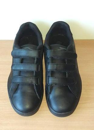 Суперовые кожаные кроссовки slazenger 37-37,5 р. по стельке 24,5 см