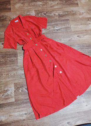 Шикарное платье.шелк