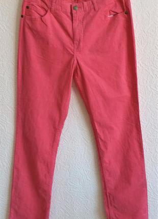 Вельветовые брюки somewhere
