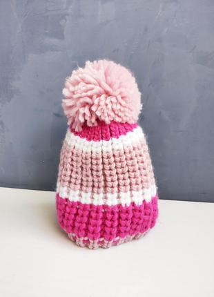 Детская шапка laura ashley 0-12 мес