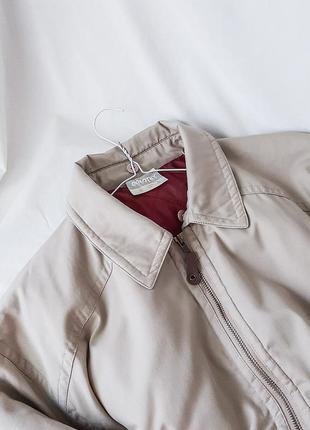 Винтажная курточка на осень/весну