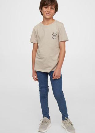 Новые джинсы скини h&m