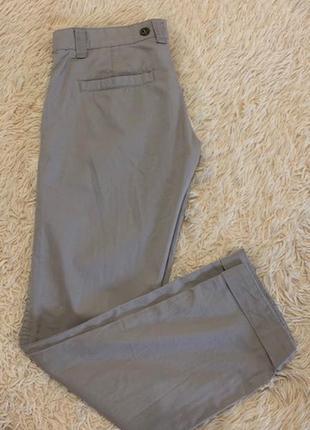 Отличные коттоновые брюки denim, р-р 10\38