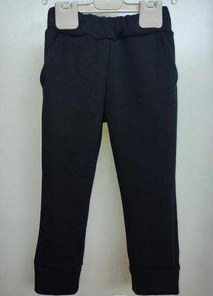 Тёплые штаны 3х нитка