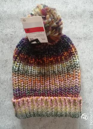 Тёплая шапка германия c&a