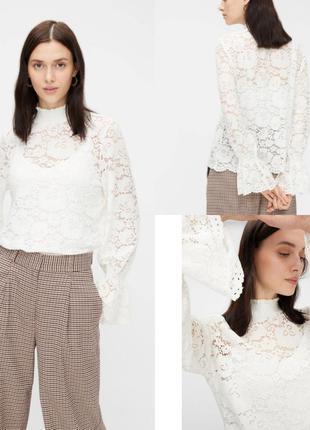 Шикарноя блуза pieces