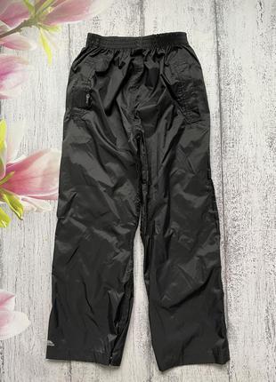 Крутые непромокаемые штаны брюки trespass размер 7-8лет