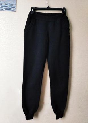 Штаны брюки теплые