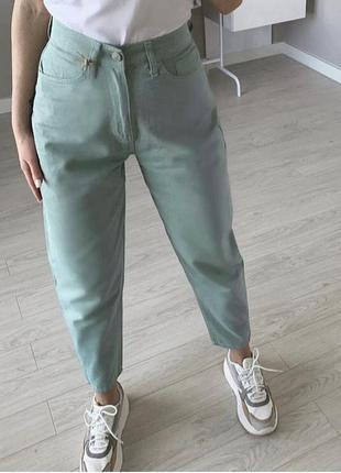 Джинсы женские. женские мом. джинсы мом