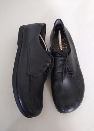 Туфлі повністю шкіряні німеччина.