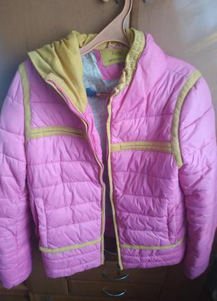 Куртка зимняя отличного качества.
