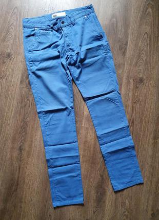 Мужские котоновые брюки размер 32