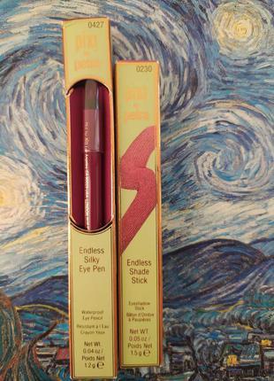 Набор pixi карандаш для глаз и тени для век