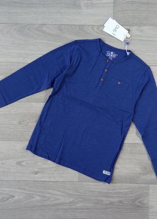 Реглан лонгслив кофта футболка с длинным рукавом ovs 134 140
