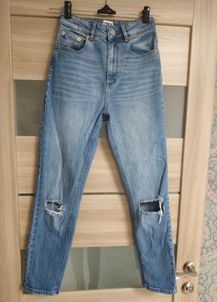 Стильные качественные джинсы скини