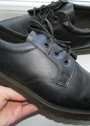Туфли grafters оригинал кожа длина по стельке 28,2 см