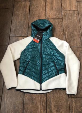 Новая брендовая куртка с капюшоном оригинал mountain hardwear осень