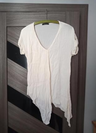 Блузка шовк
