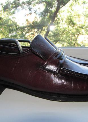 Туфли florsheim como оригинал кожа длина по стельке 28 см