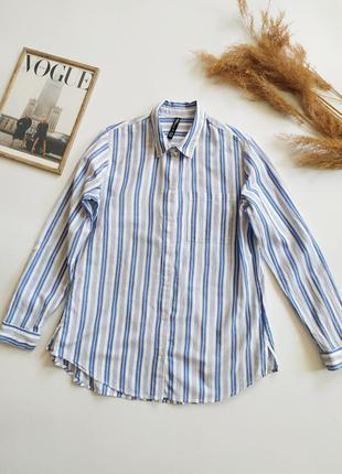 Женская натуральная рубашка