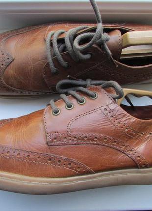 Туфли redtape оригинал кожа длина по стельке 30,7 см