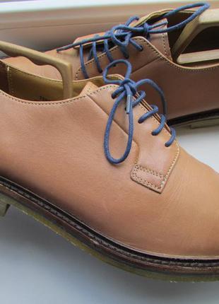 Туфли jones bootmaker оригинал кожадлина по стельке 29. 5 cм