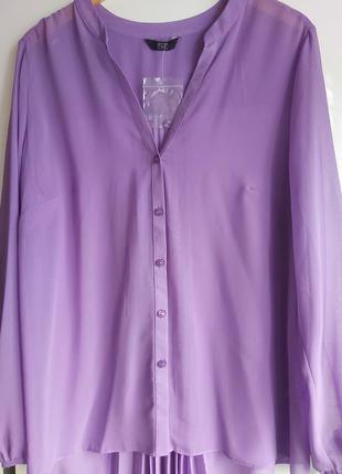 Блуза нежного цвета