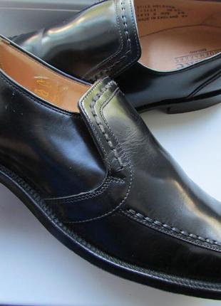 Туфли loake england кожа оригинал длина по стельке 29,5 см