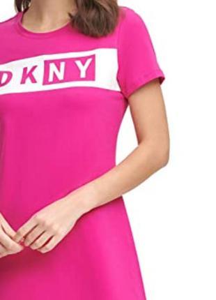 Женское платье футболка dkny  оригинал размер м