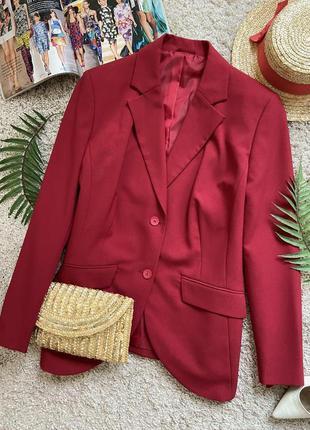 Распродажа!!! актуальный пиджак жакет блейзер №30